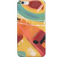Tangerine iPhone Case/Skin