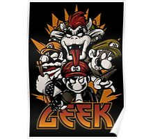 Geek by remi42 Poster