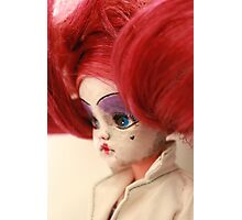 Queen of Hearts I Photographic Print
