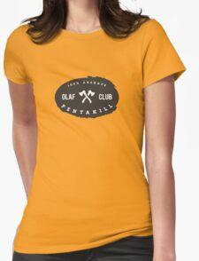 OLAF Club Pentakill Womens Fitted T-Shirt