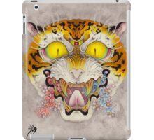 TIGER FACE Cloud and Wave, SAKURA iPad Case/Skin