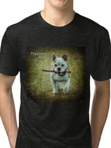 Happiness Is... Tri-blend T-Shirt