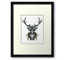 Dark One Framed Print