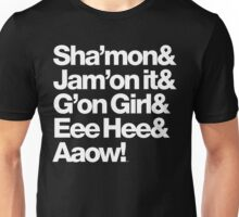 Michael Jackson Lyrics - Eee Hee! Unisex T-Shirt