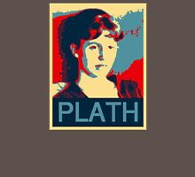 Sylvia Plath Unisex T-Shirt