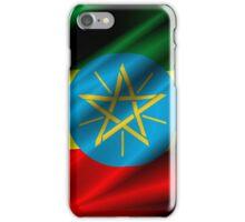 flag of ethiopia iPhone Case/Skin