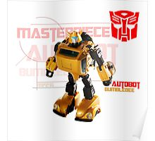 Transformers G1 Bumblebee Poster