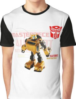 Transformers G1 Bumblebee Graphic T-Shirt