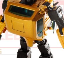 Transformers G1 Bumblebee Sticker