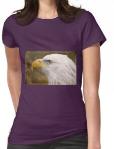 Strength and Beauty - Nature Art Womens Fitted T-Shirt