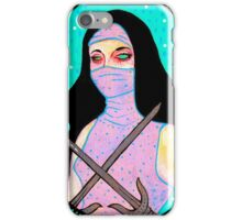 Man Eater Mileena iPhone Case/Skin