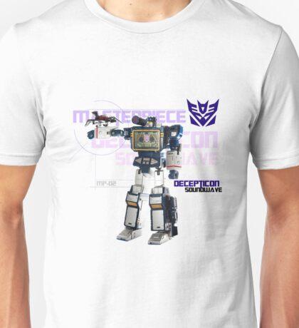 Transformers G1 Soundwave Unisex T-Shirt