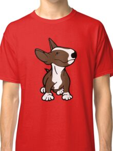 English Bull Terrier Pup Brown  Classic T-Shirt