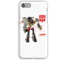 Transformers G1 Grimlock iPhone Case/Skin