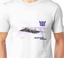 Transformers G1 Skywarp Unisex T-Shirt