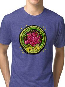 Little Metroid Larva Tri-blend T-Shirt
