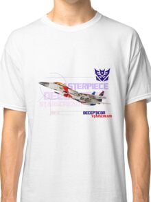 Transformers G1 Starscream Jet Classic T-Shirt
