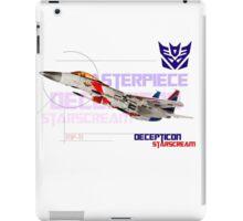 Transformers G1 Starscream Jet iPad Case/Skin