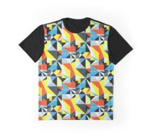 Angles n Triangles Graphic T-Shirt