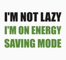Energy Saving Mode One Piece - Short Sleeve
