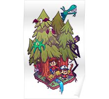 mystery forest Poster
