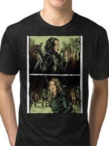 Clexa ftwd Tri-blend T-Shirt