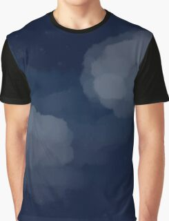 A Night Sky Graphic T-Shirt