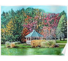 'AFTERNOONS IN BROYHILL PARK' Poster
