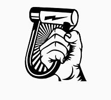 Fixed Gear   U-lock Justice  Men's Baseball ¾ T-Shirt