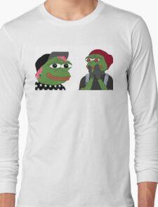 Tyler & Josh Pepe Long Sleeve T-Shirt
