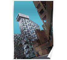 Indigo Buildings, Liverpool Poster