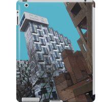 Indigo Buildings, Liverpool iPad Case/Skin