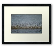 Forces Of Nature Meet Framed Print