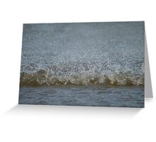 Forces Of Nature Meet Greeting Card