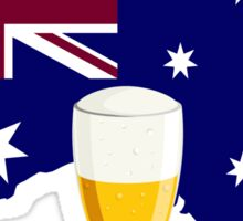 Happy Australia Day Sticker