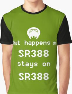 What happens on SR388... Graphic T-Shirt