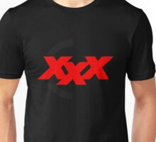 X3 red  Unisex T-Shirt