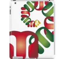 M iPad Case/Skin