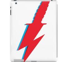 Bowie Knife! iPad Case/Skin