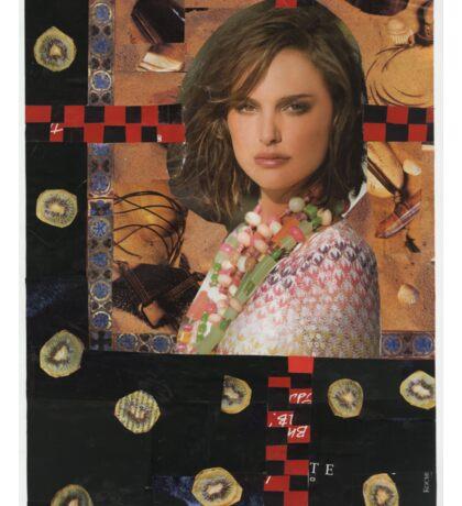 Natalie Portman Sticker