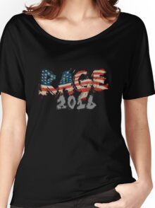 RAGE 2016 Women's Relaxed Fit T-Shirt