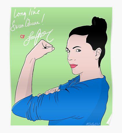 Long live Swan Queen! Poster