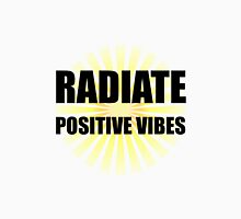 Radiate Positive Vibes Women's Fitted Scoop T-Shirt