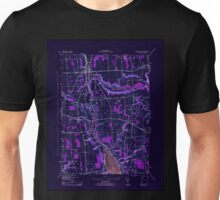 New York NY Marcellus 130454 1943 31680 Inverted Unisex T-Shirt