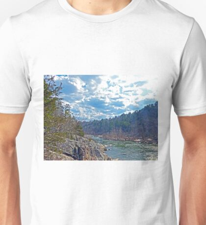 Silver Mines Unisex T-Shirt