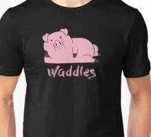 Waddles The Pig Unisex T-Shirt