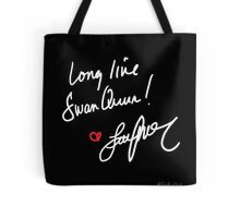 Long live Swan Queen! (2.0) Tote Bag