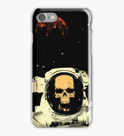 Undead Spaceman iPhone Case/Skin