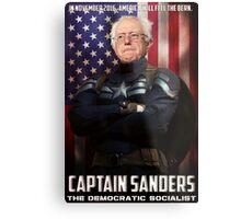 Captain Sanders Metal Print