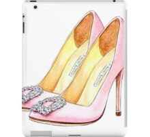 Heels #fashion #pink  iPad Case/Skin